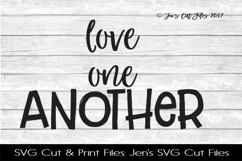 love-one-another-svg-cut-file