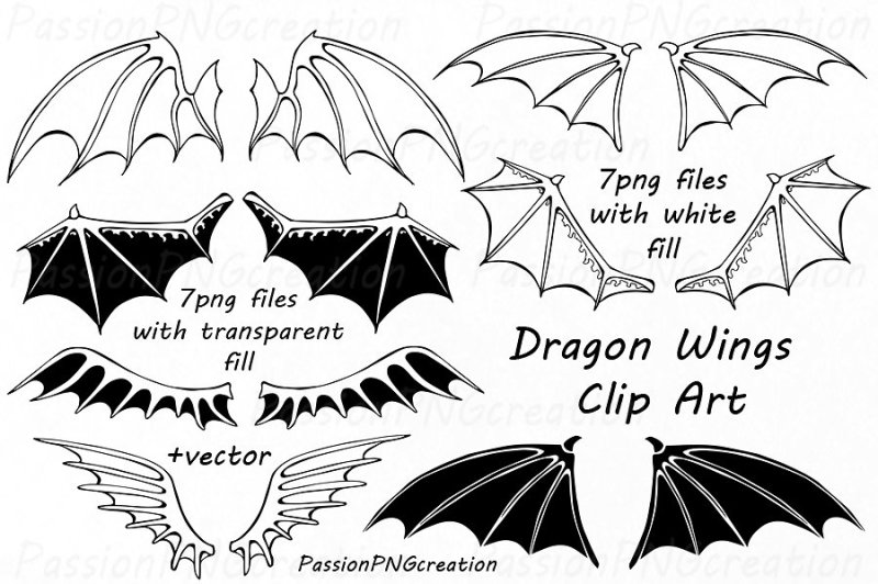 dragon-wings-clipart