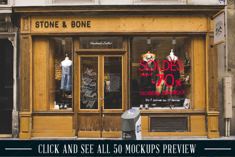 100-signs-and-facades-mockups