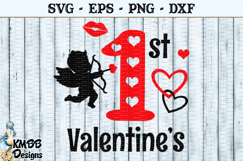 1st-valentine-s-cupid-child-svg-eps-png-dxf-cut-file