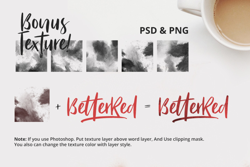 bitter-rose-brush-font-textures