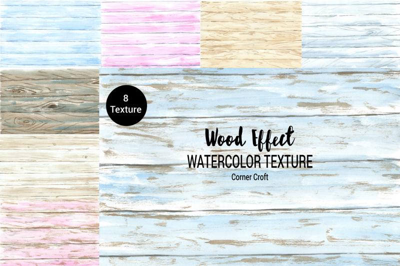 wood-effect-watercolor-texture
