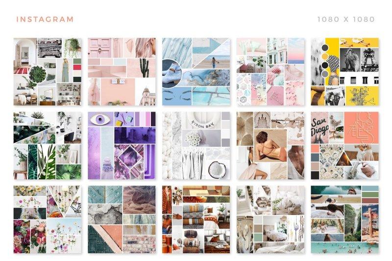 social-media-mood-board-templates
