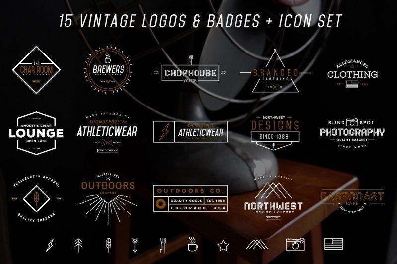 vintage-logos-and-icons-bundle