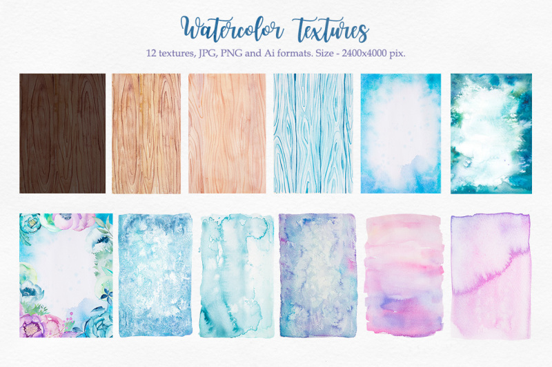 watercolor-textures