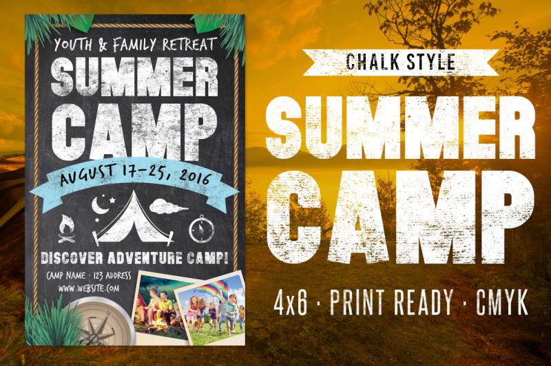 chalk-summer-camp-flyer