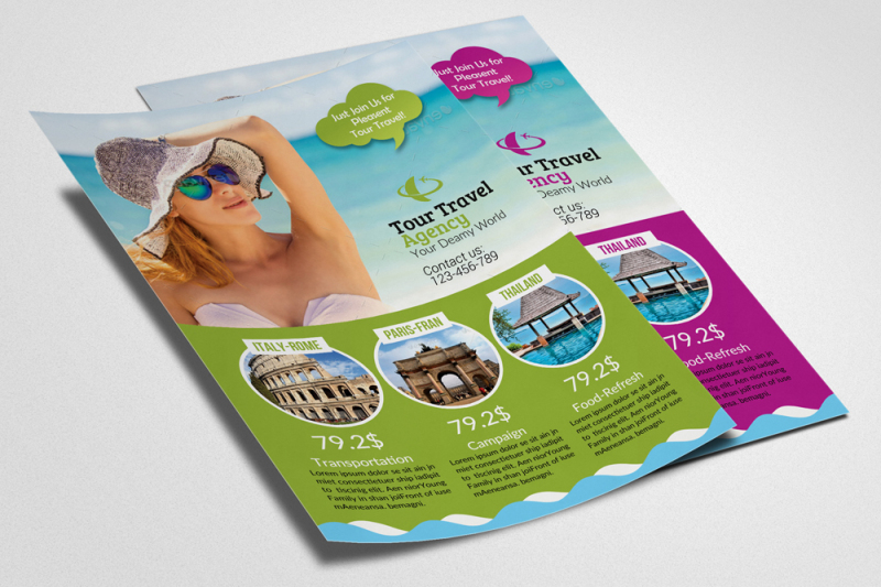 travel-and-tourism-business-flyer
