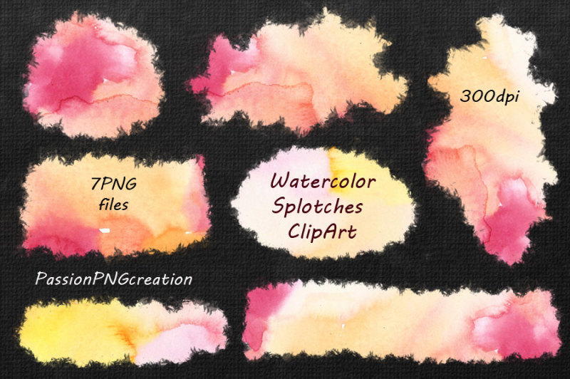 watercolor-splotches-clipart