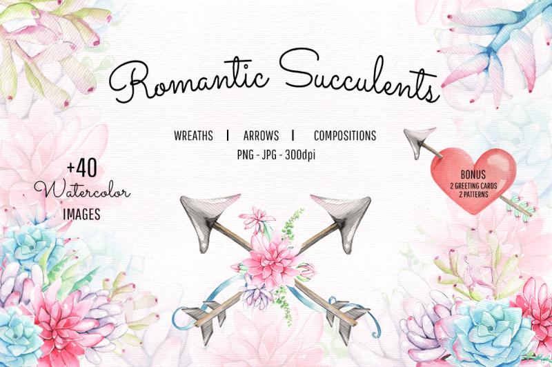 romantic-succulents