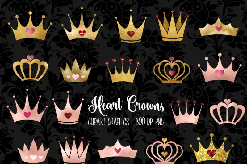 heart-crowns-clipart