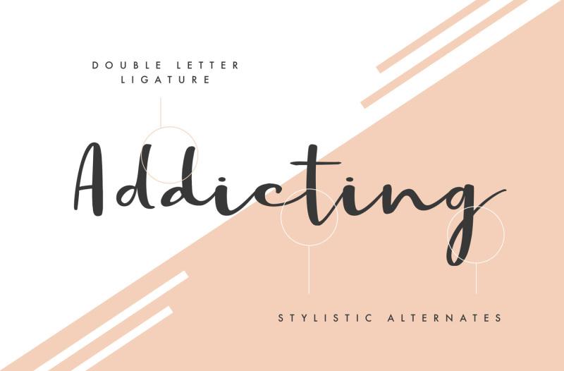best-part-beauty-casual-font