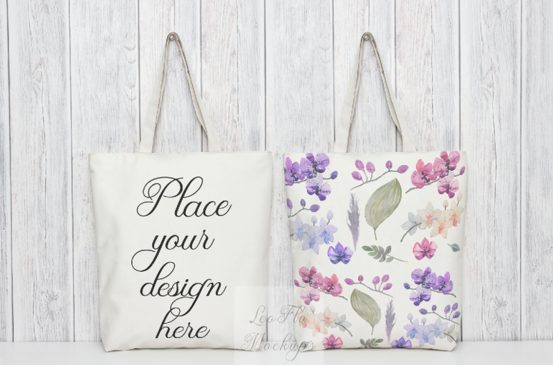 2-tote-bag-mockup-rustic-background-psd-smart-two-totes-template