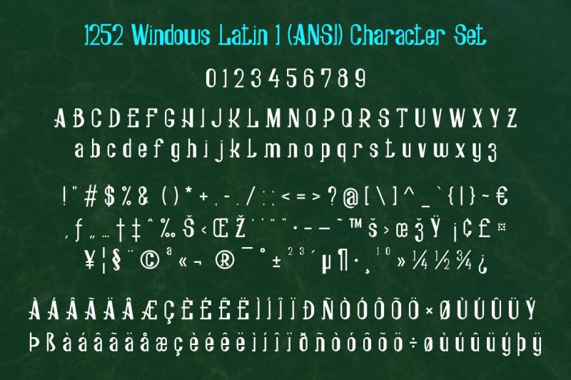 fesch-bottom-left-slab-serif-font