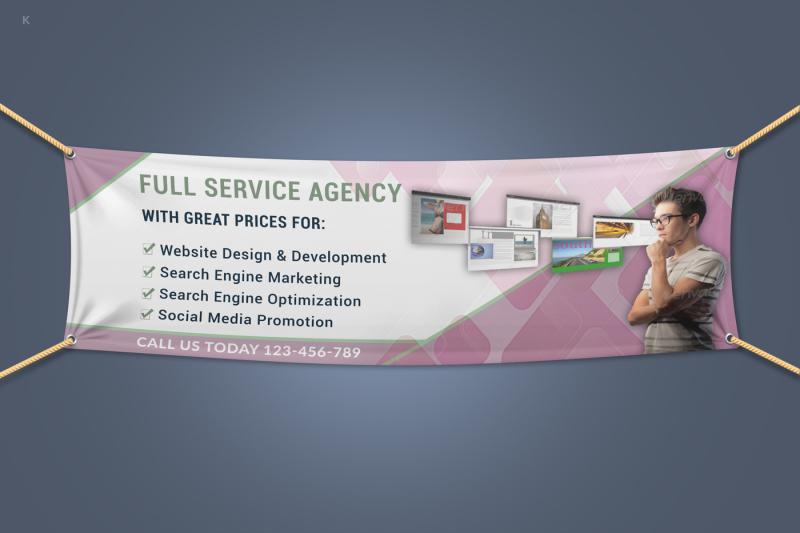 business-out-door-banner
