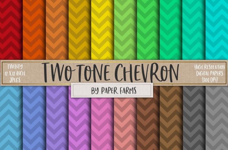 two-tone-chevron