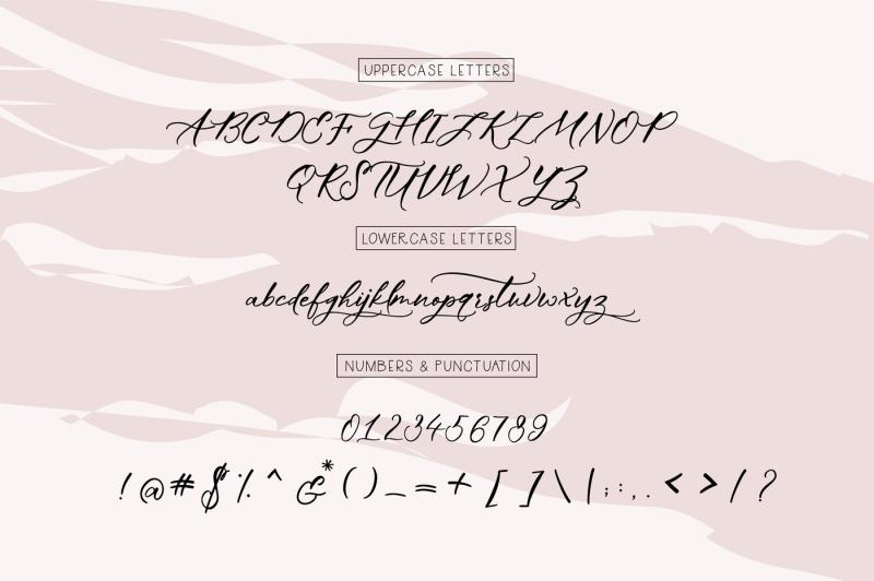 the-glamorous-tale-elegant-font