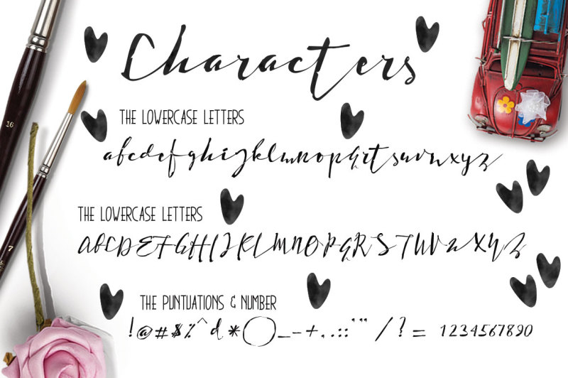 holdenisty-typeface