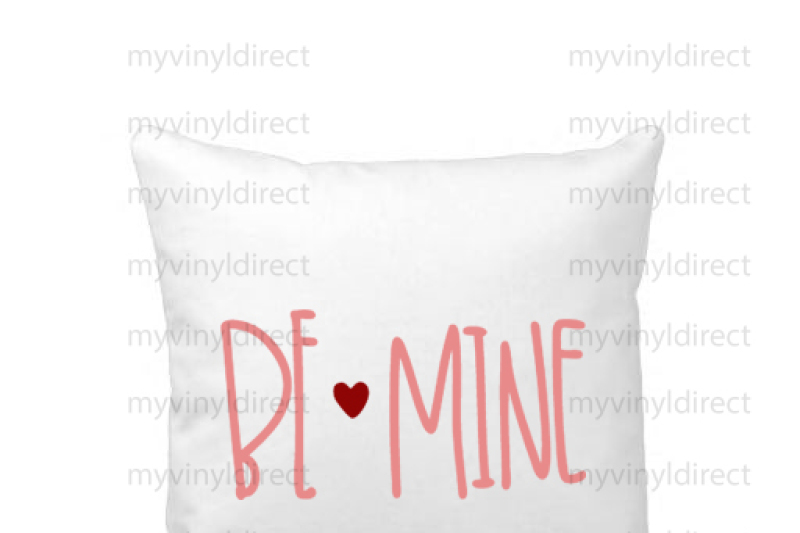 be-mine-handlettered-pack-digital-cutting-file