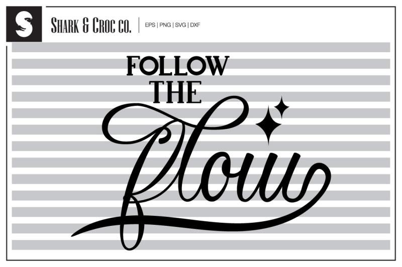 follow-the-flow-cut-file