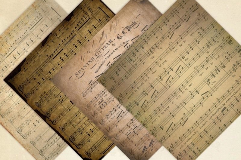 vintage-sheet-music-digital-paper