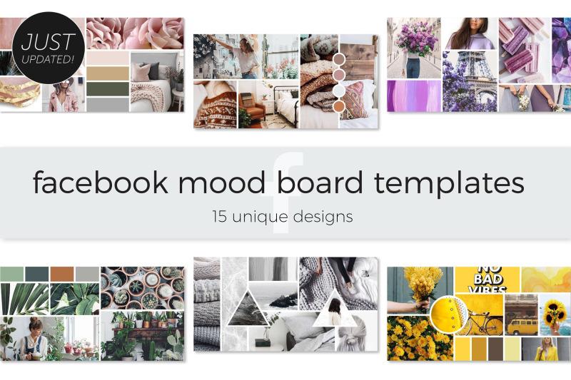 facebook-mood-board-templates