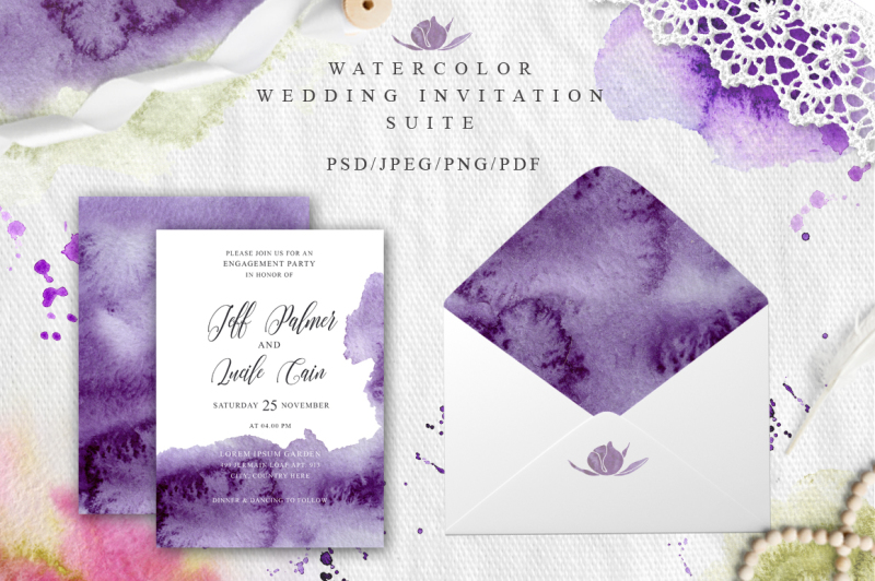 nbsp-ultra-violet-watercolor-wedding-invitation-suite