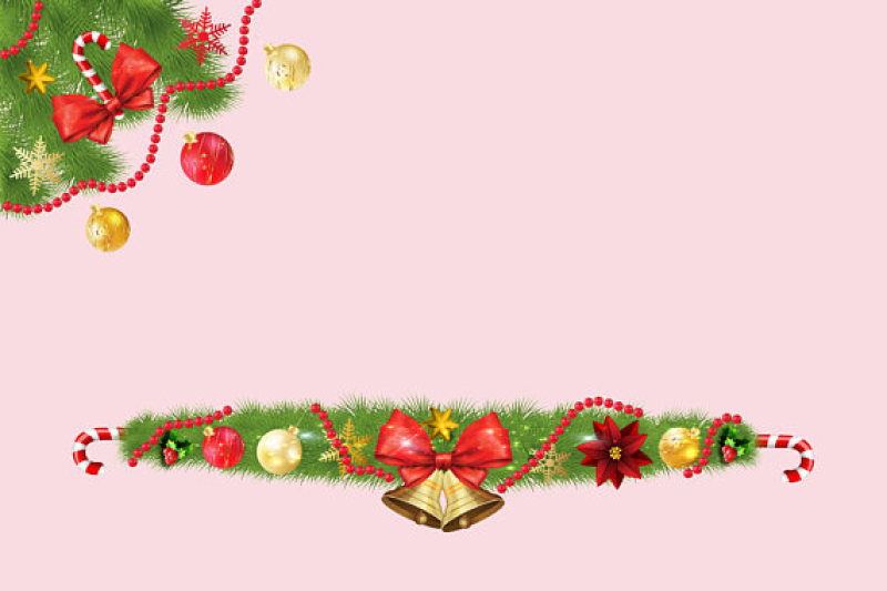 Christmas Borders Clipart.Christmas Borders Clipart By Fantasy Cliparts