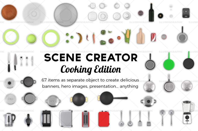 scene-creator-cooking-edition