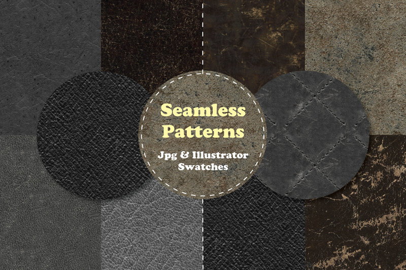 leather-textures-and-seamless-patterns