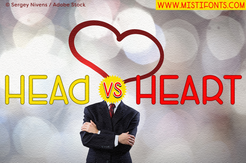 head-versus-heart