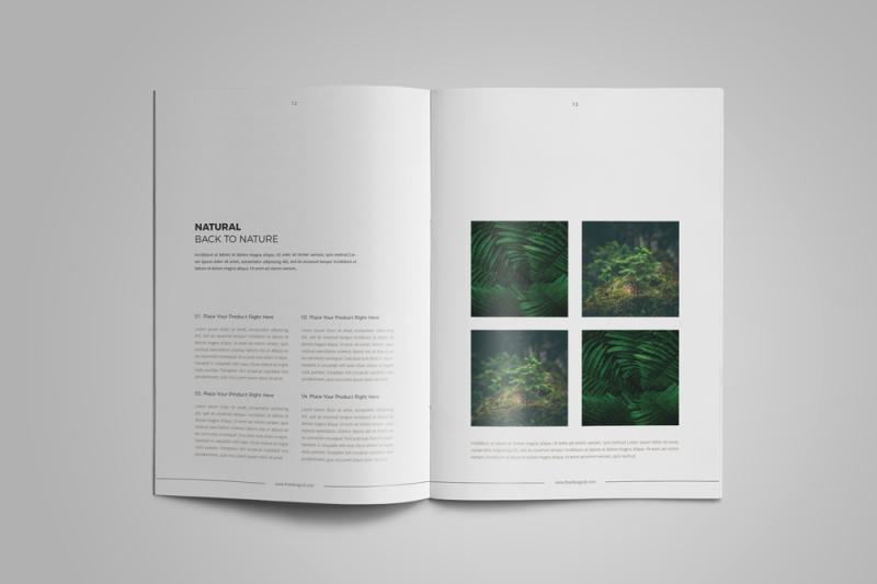 beuklam-magazine-template