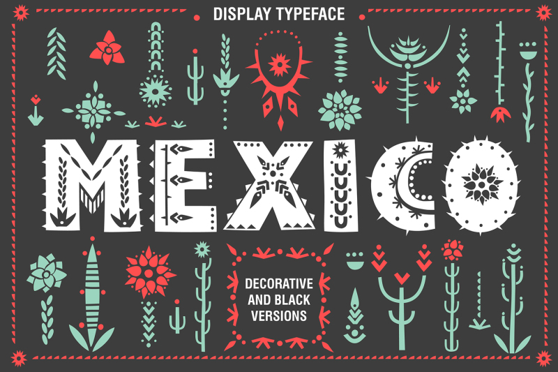 mexico-font-family