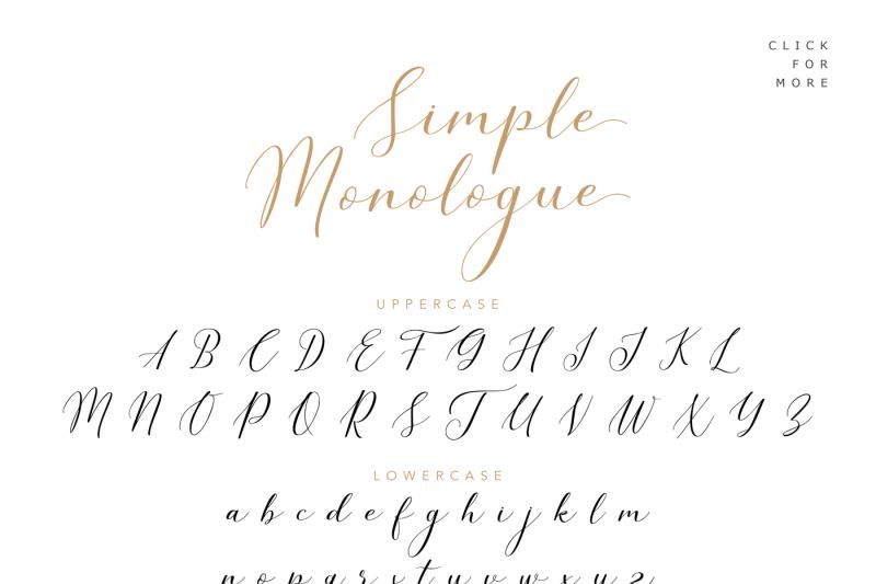 simple-monologue-beauty-font