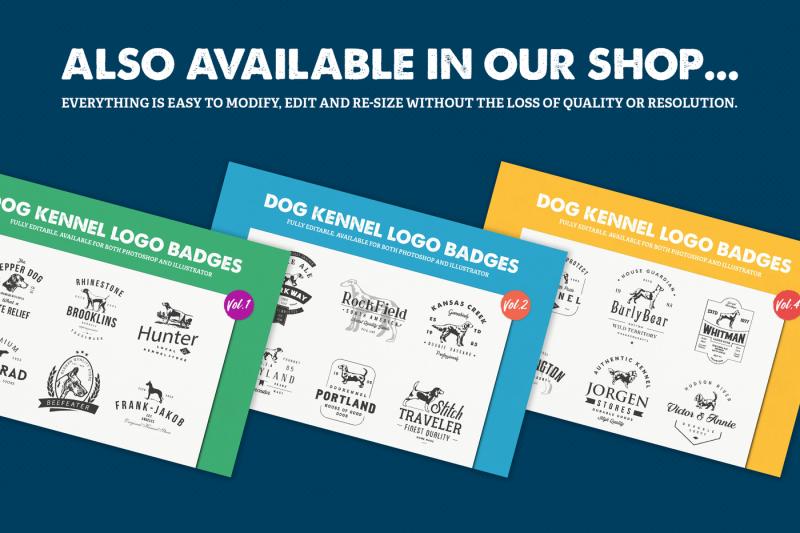 dog-kennel-logo-badges-vol-3