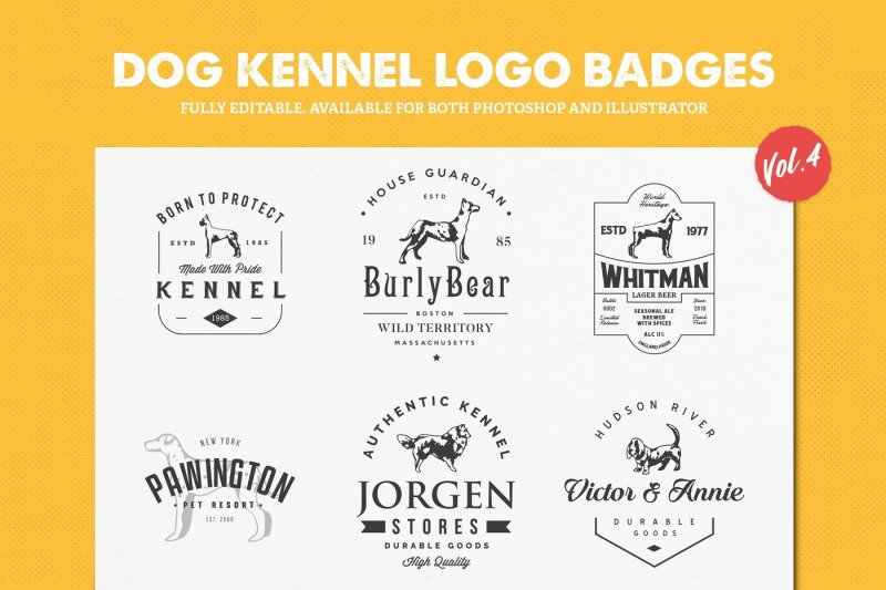 dog-kennel-logo-badges-vol-4