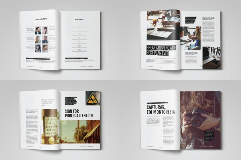 indesign-magazine-template