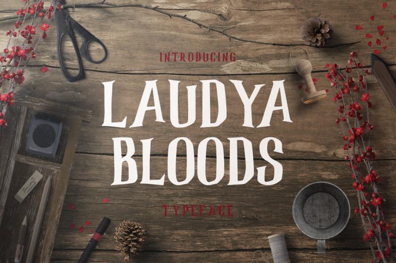 laudya-bloods