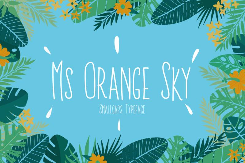 ms-orange-sky