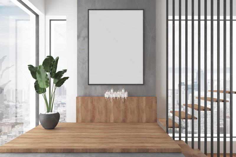 interior-mockup-blank-wall-mock-up