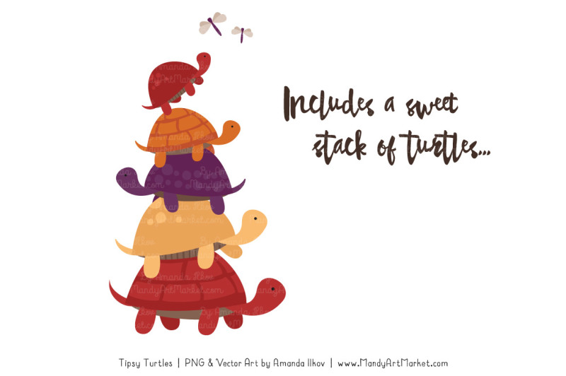 sweet-stacks-tipsy-turtles-stack-clipart-in-autumn