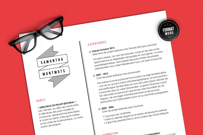 cv-sam-resume-template-word