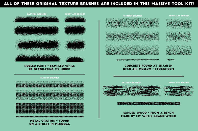 the-ultimate-texture-brush-library
