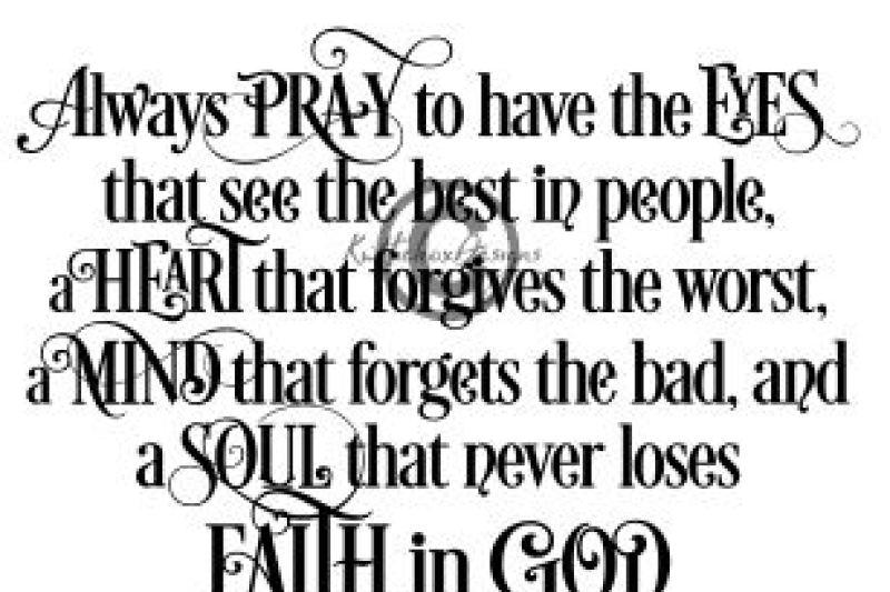 always-pray-svg-eps-dxf-cutting-file
