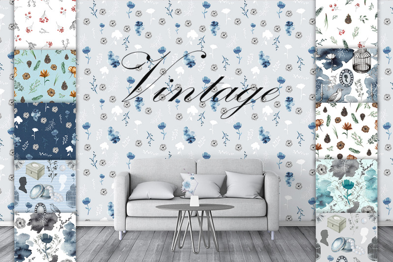vintage-patterns-collection