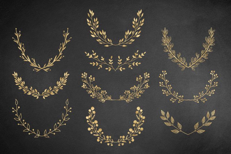 191-gold-design-elements
