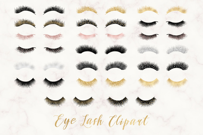 digital-eye-lash-clip-art