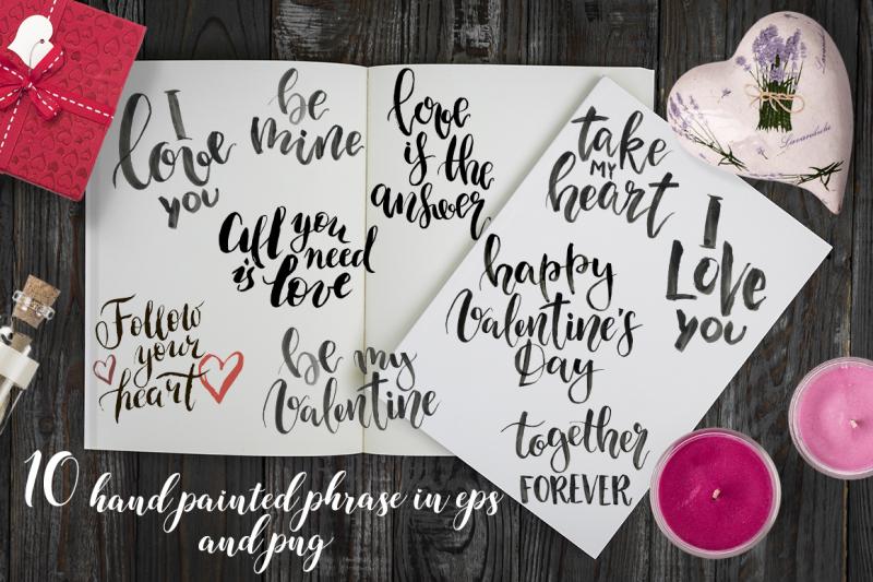 be-my-valentine-watercolor-bundle