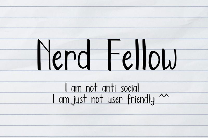 nerd-fellow