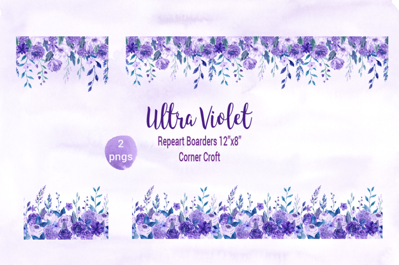 watercolor-ultra-violet-peony-and-rose-collection