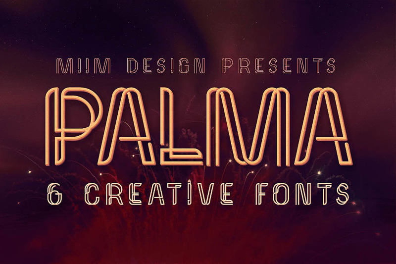 palma-display-font